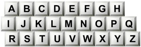 Why Keyboard Alphabets Are Not In Order