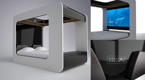 Bed Designs 10 Cool Looking Beds Tech4globe