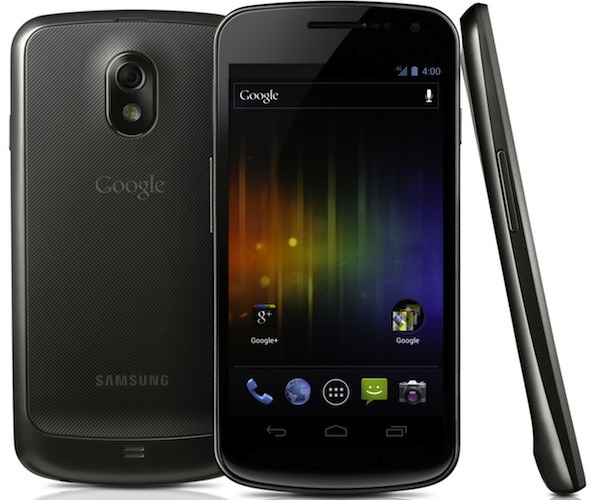 Samsung galaxy Nexus - One of the top 5 android phones!