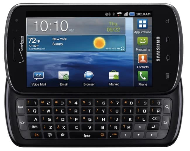 Which is the Best Cell Phone with QWERTY keypad?