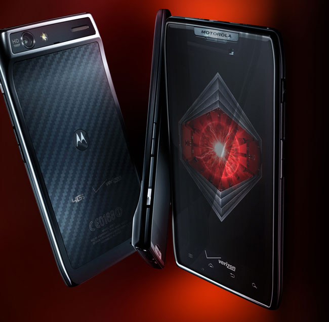 Droid Razr - Motorola's contribution to the list of best smart phones