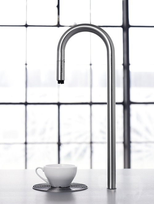Coffee faucet - a dream come true for coffee lovers!