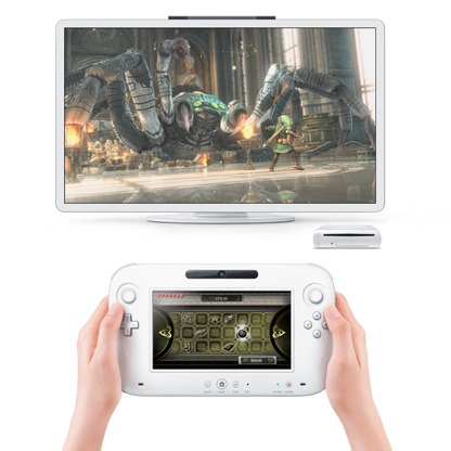 Wii U is a cool gaming gadget in the list of new gadgets in 2012