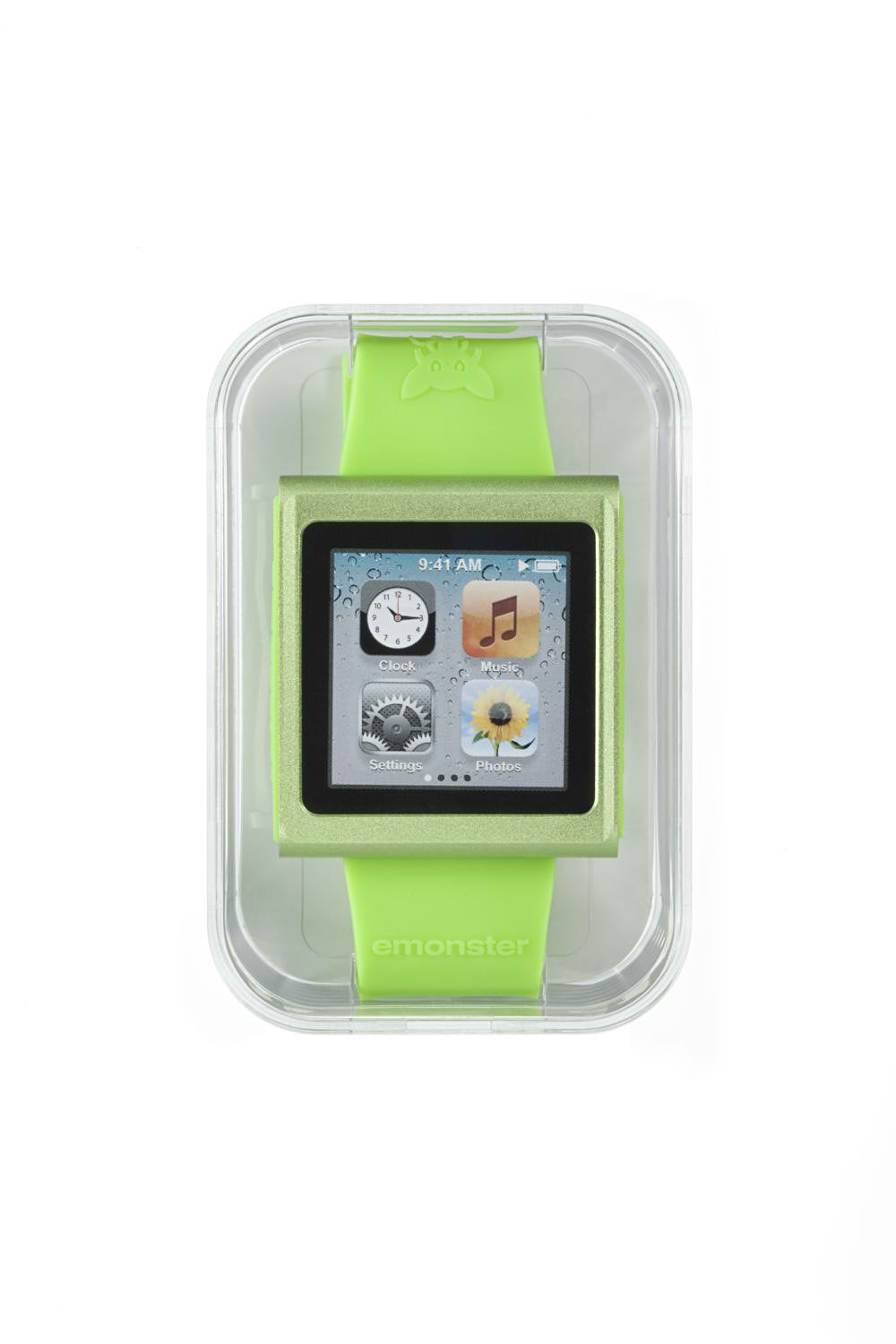 Nanox - a new watch with iPod Nano