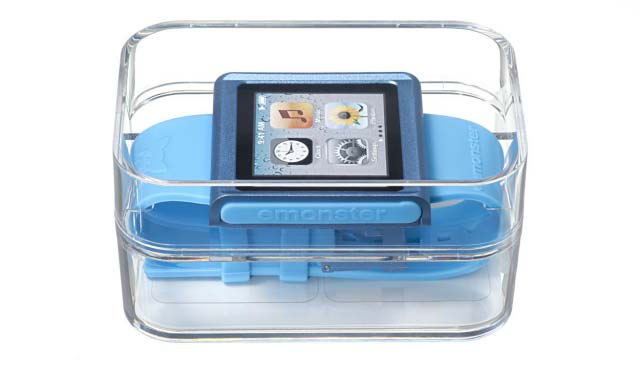 Nanox is an awesome iPod Nano watch convertible kit