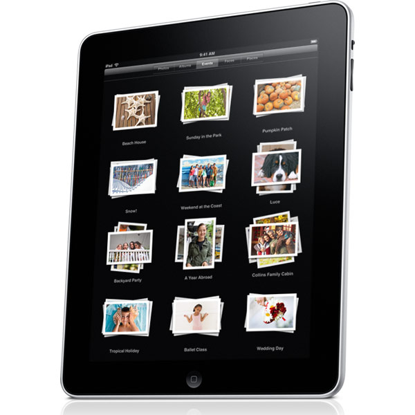 new iPad is an awesome tablet PC