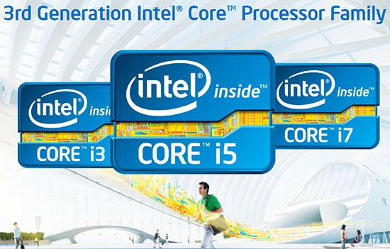 ivy bridge is the third generation i series processor