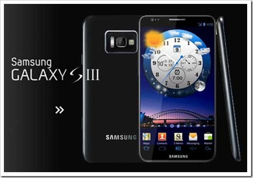 samsung galaxy s3 is quite high in performance