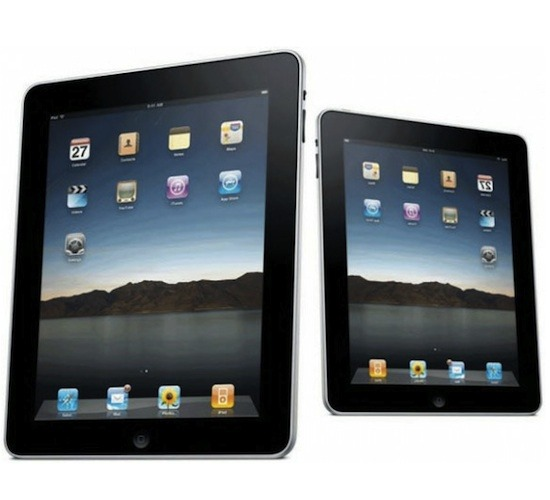 iPad Mini might be up for grabs soon!