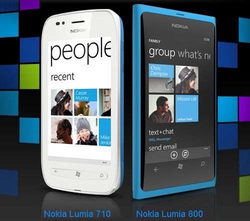 Nokia Lumia is the latest range of smart phones from Nokia