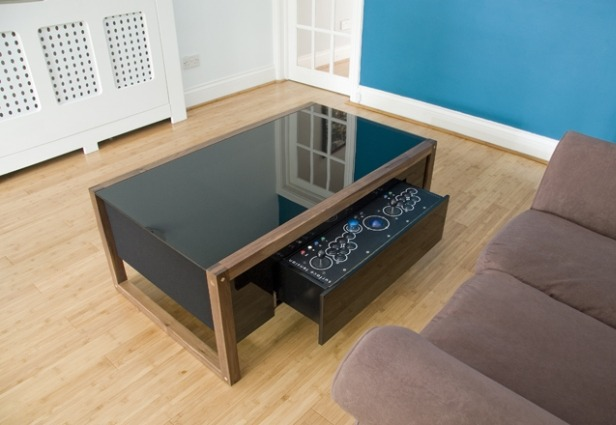 Digital coffee tables are amazing and great!